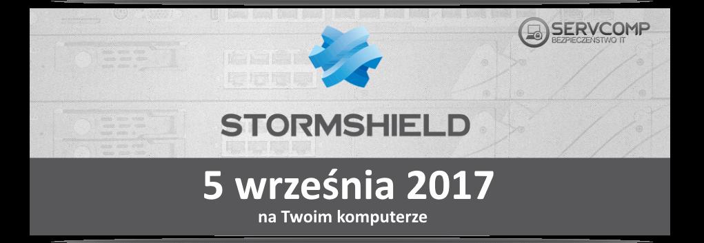 eKonferencja Stormshield UTM - 5 września 2017