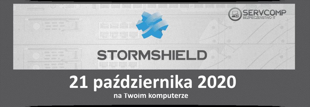 eKonferencja Stormshield 21 października 2020