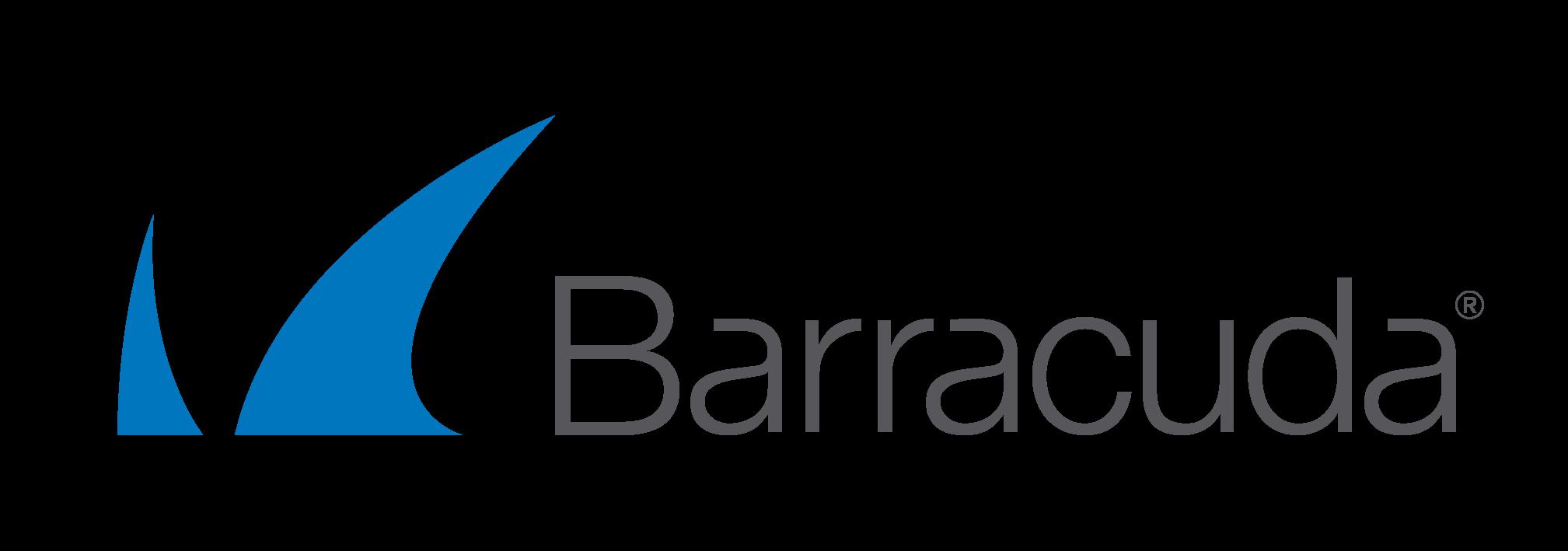 Logo Barracuda - kompletna ochrona sieci