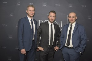 SERVCOMP na Gali rozdania Tytanów Sprzedaży ESET 2016
