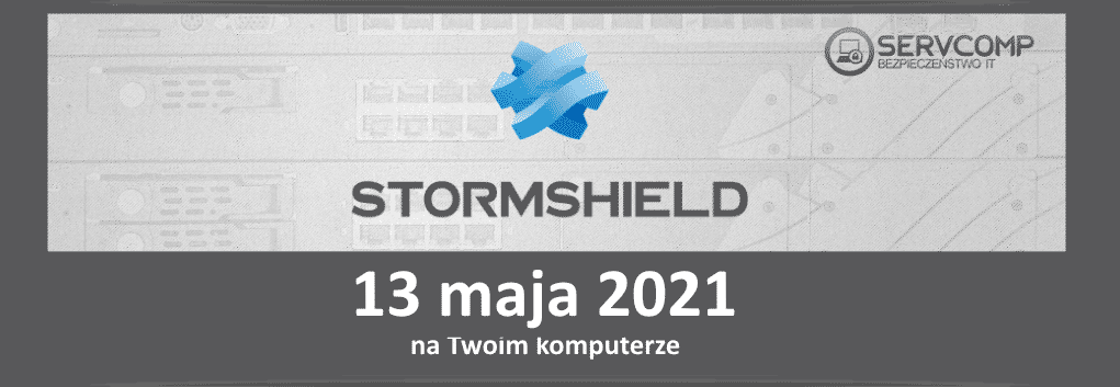 eKonferencja Stormshield - bezpieczeństwo sieci