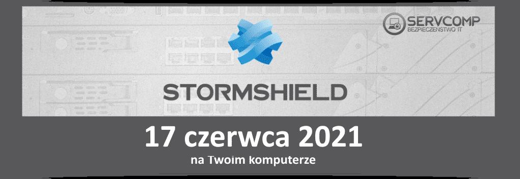eKonferencja Stormshield - 17 czerwca 2021