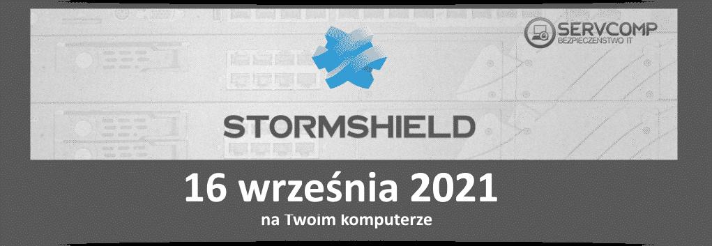 eKonferencja Stormshield - 16 września 2021